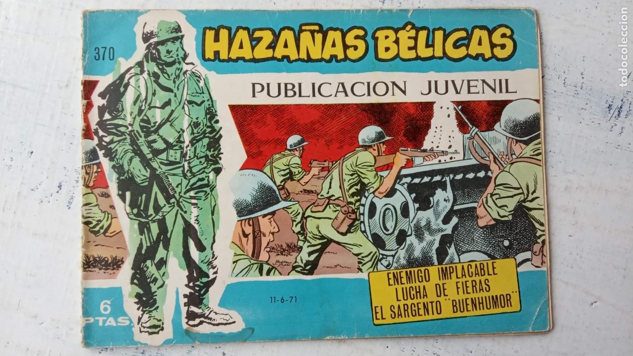 Tebeos: HAZAÑAS BÉLICAS AZUL - 135 TEBEOS EN BUEN-MUY BUEN ESTADO, VER TODAS LAS PORTADAS - Foto 131 - 198812892