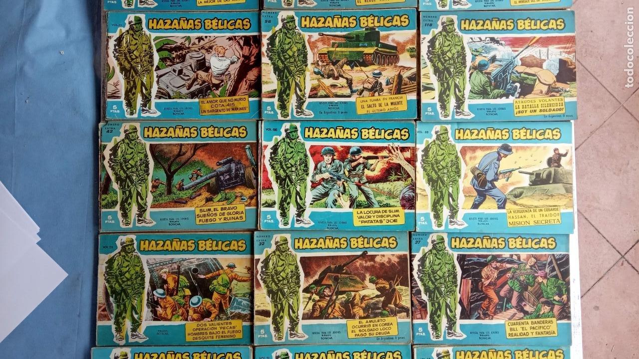 Tebeos: HAZAÑAS BÉLICAS AZUL - 135 TEBEOS EN BUEN-MUY BUEN ESTADO, VER TODAS LAS PORTADAS - Foto 132 - 198812892