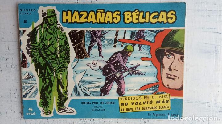 Tebeos: HAZAÑAS BÉLICAS AZUL - 135 TEBEOS EN BUEN-MUY BUEN ESTADO, VER TODAS LAS PORTADAS - Foto 134 - 198812892
