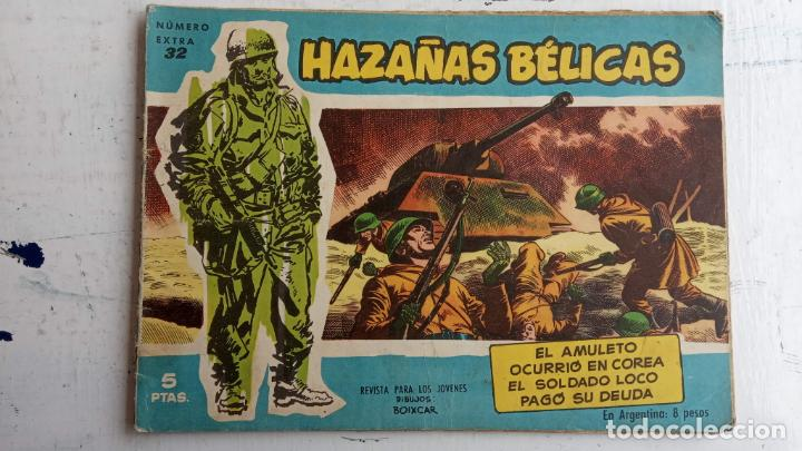 Tebeos: HAZAÑAS BÉLICAS AZUL - 135 TEBEOS EN BUEN-MUY BUEN ESTADO, VER TODAS LAS PORTADAS - Foto 135 - 198812892