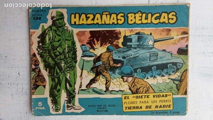 Tebeos: HAZAÑAS BÉLICAS AZUL - 135 TEBEOS EN BUEN-MUY BUEN ESTADO, VER TODAS LAS PORTADAS - Foto 138 - 198812892