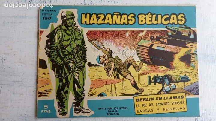 Tebeos: HAZAÑAS BÉLICAS AZUL - 135 TEBEOS EN BUEN-MUY BUEN ESTADO, VER TODAS LAS PORTADAS - Foto 139 - 198812892