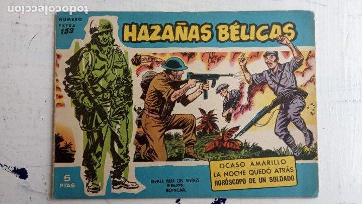 Tebeos: HAZAÑAS BÉLICAS AZUL - 135 TEBEOS EN BUEN-MUY BUEN ESTADO, VER TODAS LAS PORTADAS - Foto 140 - 198812892