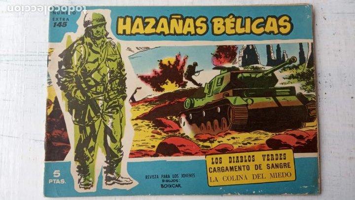 Tebeos: HAZAÑAS BÉLICAS AZUL - 135 TEBEOS EN BUEN-MUY BUEN ESTADO, VER TODAS LAS PORTADAS - Foto 141 - 198812892