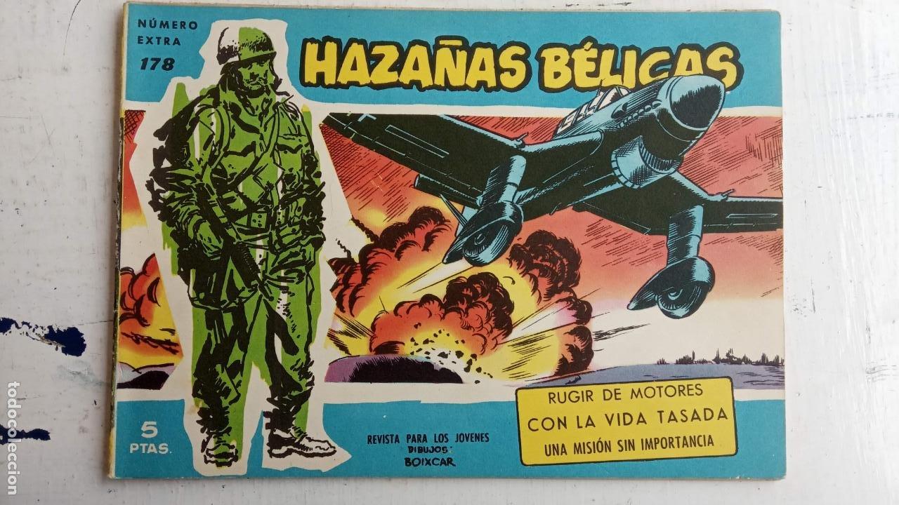 Tebeos: HAZAÑAS BÉLICAS AZUL - 135 TEBEOS EN BUEN-MUY BUEN ESTADO, VER TODAS LAS PORTADAS - Foto 142 - 198812892