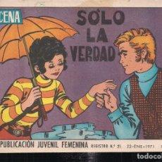 Tebeos: AZUCENA Nº 1192. SOLO LA VERDAD. Lote 198911225