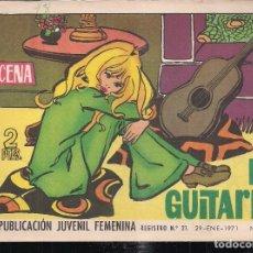 Tebeos: AZUCENA Nº 1193. LA GUITARRA. Lote 198911345