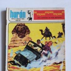 Tebeos: HURÓN N°4 - TEMPESTAD SOBRE EGIPTO ( EDICIONES TORAY). Lote 198911492