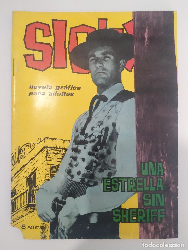 SIOUX,TORAY N.28 1965 (Tebeos y Comics - Toray - Sioux)
