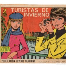Tebeos: AZUCENA Nº 1034 (TORAY 1968). Lote 198946646