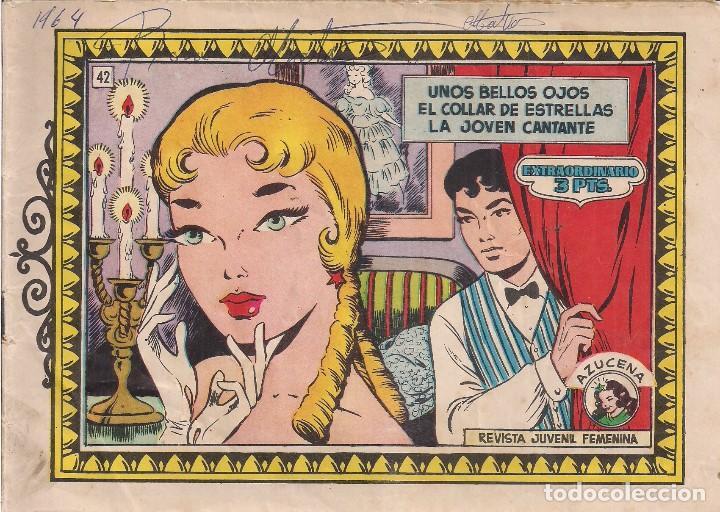 AZUCENA EXTRAORDINARIO Nº 42 (Tebeos y Comics - Toray - Azucena)