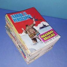 Tebeos: GRAN LOTE DE 48 EJEMPLARES DE HAZAÑAS BELICAS GORILA EDICIONES TORAY ORIGINALES EN MUY BUEN ESTADO. Lote 199067422