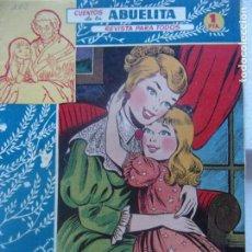 Tebeos: CUENTOS DE LA ABUELITA NUM. 165- EL HADA DE LOS REGALOS. Lote 199255063