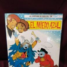 Tebeos: LAS AVENTURAS DE CHICK BILL POR TIBET - TOMO 1, EL MIEDO AZUL - ED. TORAY. Lote 199367501