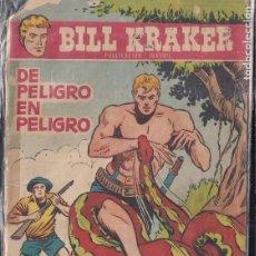 Tebeos: BILL KRAKER Nº 2. Lote 199376302