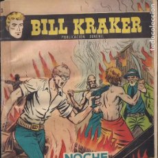 Tebeos: BILL KRAKER Nº 3. Lote 199376366