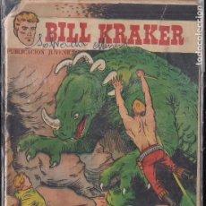 Tebeos: BILL KRAKER Nº 5. Lote 199376411