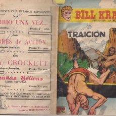 Tebeos: BILL KRAKER Nº 8. Lote 199376701