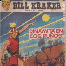 Tebeos: BILL KRAKER Nº 19. Lote 199376746