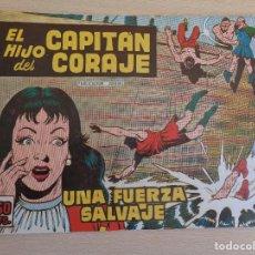Tebeos: EL HIJO DEL CAPITÁN CORAJE Nº 51. HERIDA MORTAL. ORIGINAL. EDITA TORAY 1958. Lote 199384633