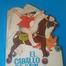 Tebeos: EL CABALLERO DE SAUL. CUENTOS DE TORAY. SOTILLOS PASCUAL. Lote 199390505