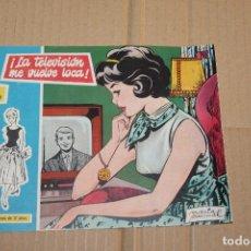 Tebeos: COLECCIÓN ROSAS BLANCAS Nº 23, EDITORIAL TORAY. Lote 199397672