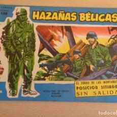 Tebeos: HAZAÑAS BÉLICAS EXTRA Nº 138. ORIGINAL. TORAY. BUEN ESTADO. Lote 199410535