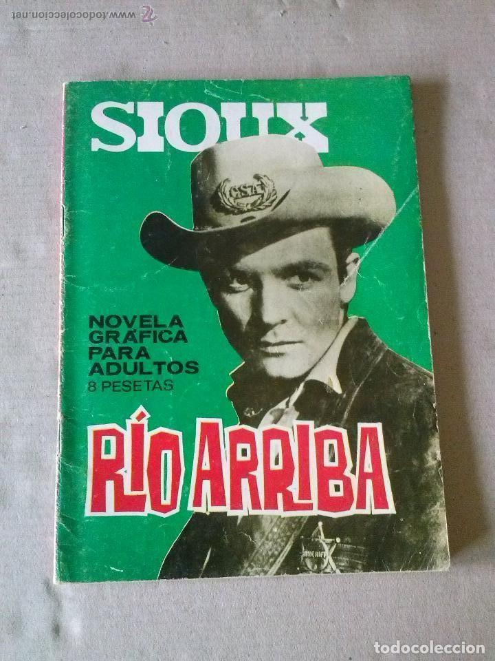 LOTE SIOUX EDITORIAL TOTAY 1967 (Tebeos y Comics - Toray - Sioux)