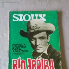 Tebeos: LOTE SIOUX EDITORIAL TOTAY 1967. Lote 199656087