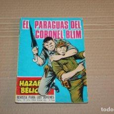 BDs: HAZAÑAS BÉLICAS Nº 186, NOVELA GRÁFICA, EDITORIAL TORAY. Lote 199859291