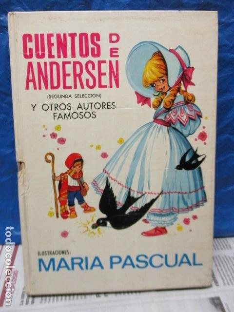Tebeos: RISCAL.-CUENTOS DE ANDERSEN TORAY Nº 5 ILUSTRACIONES DE MARIA PASCUAL - Foto 23 - 213445153
