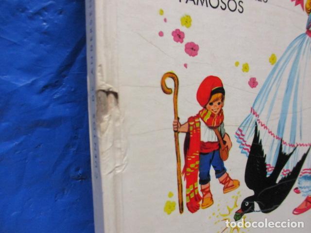 Tebeos: RISCAL.-CUENTOS DE ANDERSEN TORAY Nº 5 ILUSTRACIONES DE MARIA PASCUAL - Foto 24 - 213445153