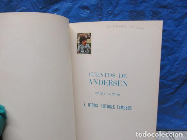 Tebeos: RISCAL.-CUENTOS DE ANDERSEN TORAY Nº 5 ILUSTRACIONES DE MARIA PASCUAL - Foto 30 - 213445153