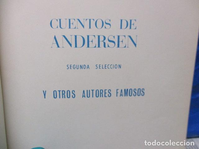 Tebeos: RISCAL.-CUENTOS DE ANDERSEN TORAY Nº 5 ILUSTRACIONES DE MARIA PASCUAL - Foto 31 - 213445153