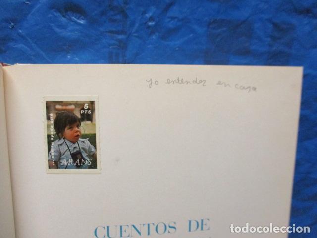 Tebeos: RISCAL.-CUENTOS DE ANDERSEN TORAY Nº 5 ILUSTRACIONES DE MARIA PASCUAL - Foto 32 - 213445153
