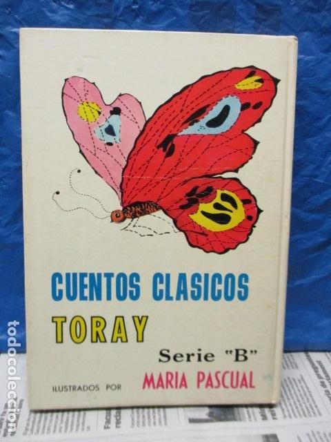 Tebeos: RISCAL.-CUENTOS DE ANDERSEN TORAY Nº 5 ILUSTRACIONES DE MARIA PASCUAL - Foto 40 - 213445153