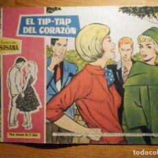 Tebeos: TEBEO - COMIC - COLECCION SUSANA - Nº 84 - EL TIP-TAP DEL CORAZON - EDICIONES TORAY. Lote 199974488