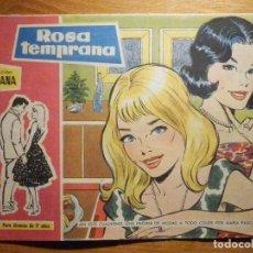 Tebeos: TEBEO - COMIC - COLECCION SUSANA - Nº 77 - ROSA TEMPRANA - EDICIONES TORAY. Lote 199974953