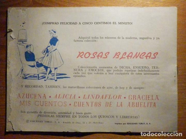Tebeos: TEBEO - COMIC - COLECCION SUSANA - Nº 29 - CONSULTA DE 6 A 9 - EDICIONES TORAY - Foto 2 - 199975158