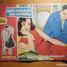 Tebeos: TEBEO - COMIC - COLECCION SUSANA - Nº 52 - MAS CERCA DE LAS ESTRELLAS - EDICIONES TORAY. Lote 199976273