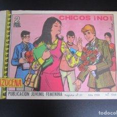 Tebeos: AZUCENA Nº 1064 (TORAY 1968). Lote 199990685