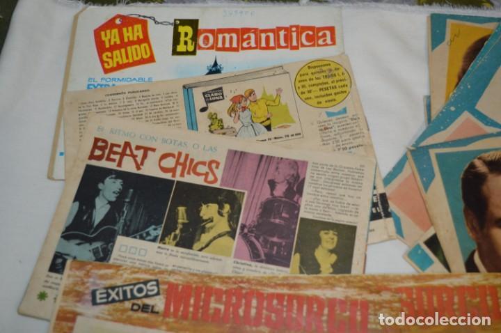 Tebeos: LOTE 20 EJEMPLARES variados - SERENATA / CLARO de LUNA / ROSAS BLANCAS - Años 60 - ¡Mira! - Foto 8 - 201156606
