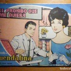 BDs: TEBEO - COMIC - COLECCIÓN GUENDALINA - Nº 45 - LE PROHIBO QUE ME QUIERA - TORAY . Lote 202104381