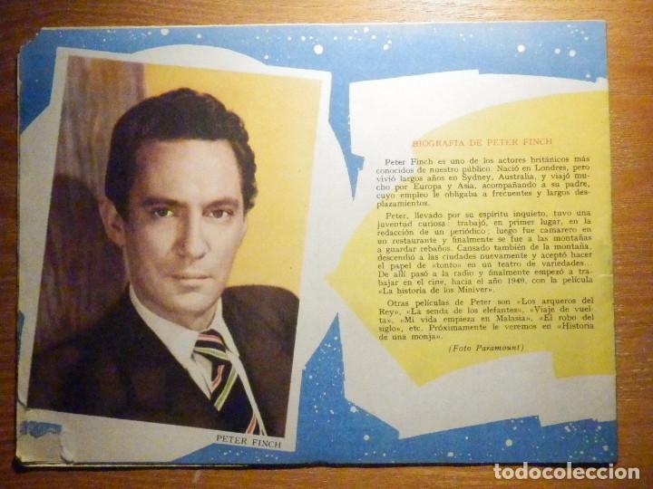 Tebeos: TEBEO - COMIC - COLECCIÓN GUENDALINA - Nº 34 - FLOR DEL NORTE - TORAY - Foto 2 - 202104668