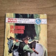 Livros de Banda Desenhada: SIOUX Nº 173 EDICIONES TORAY. Lote 202113712