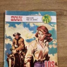 Livros de Banda Desenhada: SIOUX Nº 126 EDICIONES TORAY. Lote 202113777