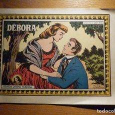 BDs: TEBEO-COMIC P/ NIÑAS - REVISTA JUVENIL FEMENINA AZUCENA - DEBORA - Nº 603. Lote 202439732