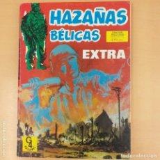 Tebeos: HAZAÑAS BELICAS TOMO 2 EXTRA. NUMS 4, 5 Y 6. Lote 202440117