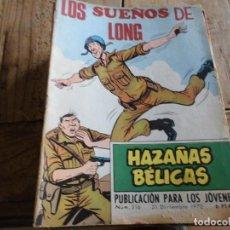 Livros de Banda Desenhada: HAZAÑAS BELICAS NOVELA GRAFICA Nº 316 TORAY. Lote 202478038