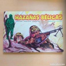 Tebeos: HAZAÑAS BELICAS. TOMO RETAPADO CON NUMEROS 184, 185, 186 Y 187. Lote 202559202